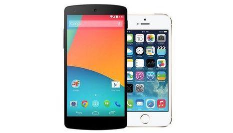 Les smartphones Android attirent les utilisateurs Mac et iPad - Phonandroid | Linux en FR et autres amusements... | Scoop.it