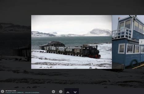 79° Nord - Au cœur du dérèglement climatique | Interactive & Immersive Journalism | Scoop.it