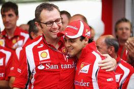 Ferrari hoped for more in the Brazilian Grand Prix - Stefano Domenicali | FMSCT-Live.com | Scoop.it