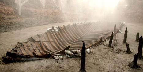 Un site exceptionnel d'épaves anciennes | Merveilles - Marvels | Scoop.it