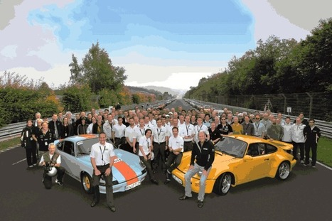 Video: Let's start your engines! …the Porsche Sport Driving School in Europe is on YOUR to do list! | Auto Premium | Scoop.it
