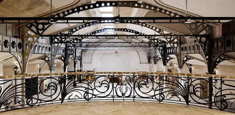 En images : on a visité la nouvelle salle de l'Elysée-Montmartre | artexpo | Scoop.it