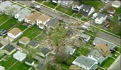 FBI, ATF on scene of explosion, 1 home leveled, 20 damaged - WDTN   911   Scoop.it