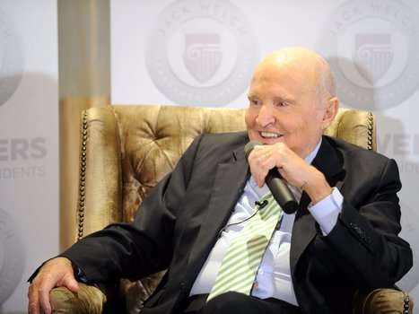 Former GE CEO Jack Welch says leaders have 5 basic traits — and only 2 can be taught | WorkLife | Scoop.it