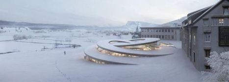 Audemars Piguet museum, Maison des Fondateurs, Switzerland   Architecture on the world   Scoop.it
