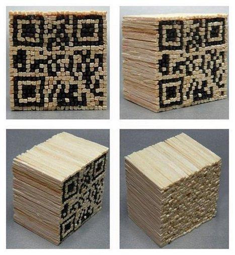 QRcode Allumettes | Informatics Technology in Education | Scoop.it
