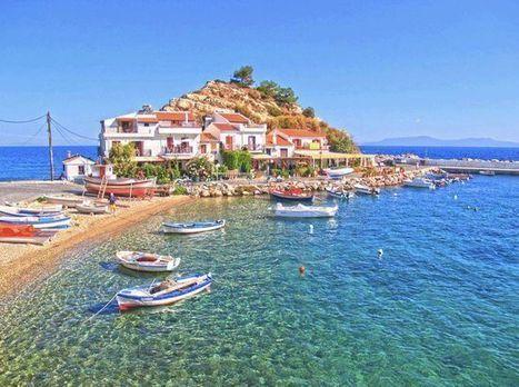 Kokkari, Samos Island, Greece - Totally Frickin Awesome | Samos | Scoop.it