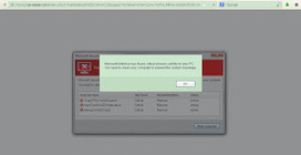 Computer Virus Manual Removal: Fake Microsoft Security Alerts – Remove Servebeer.com Redirect | fake anti-virus program | Scoop.it