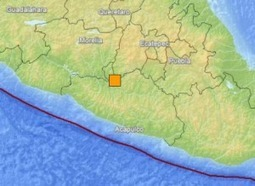 Earthquake of M6.0 Strikes Mexico - 15 November 2012 - Decoded Science | Climate Chaos News | Scoop.it