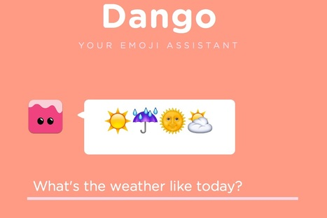 Dango - Your Emoji Assistant | Into the Driver's Seat | Scoop.it