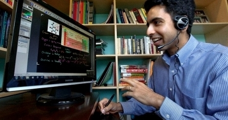 Salman Khan - O velho modelo disfarçado de novo   Science, Technology and Society   Scoop.it