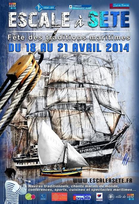 Escale à Sète 2014 | Revue de Web par ClC | Scoop.it