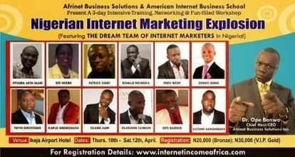 Welcome to Linda Ikeji's Blog: Nigerian Internet Marketing Explosion ... | Digital Marketing Services | Scoop.it