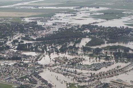 As Calgary Floods, Scientists Warn of Rising Risks | Climate Central | Sustain Our Earth | Scoop.it