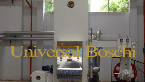 Oxygen Gas Plant - Universal Boschi - Bio - Google+ | Cryogenic Oxygen Plants | Scoop.it
