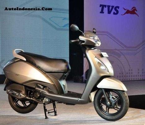 TVS terdaftar di Scooter Bersama Jupiter | Auto Indonesia | Tips | Scoop.it