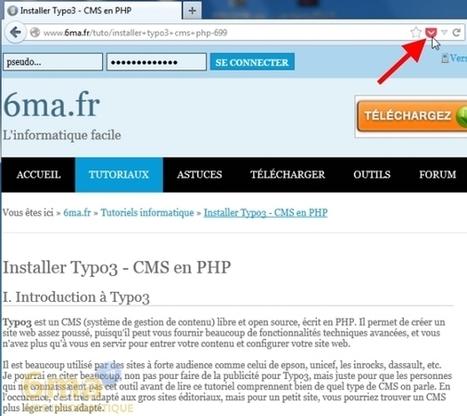 Sauvegardez vos articles favoris pour les lire plus tard avec Pocket | François MAGNAN  Formateur Consultant | Scoop.it