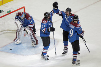 Analytics and the Avalanche - Mile High Hockey | CO Sports | Scoop.it