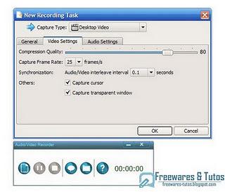 SMRecorder : un logiciel gratuit de capture audio/vidéo | Time to Learn | Scoop.it