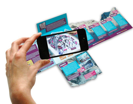 Augmented reality and the printing industry | Greenerprinter Guide to Green Printing | (I+D)+(i+c): Gamification, Game-Based Learning (GBL) | Scoop.it
