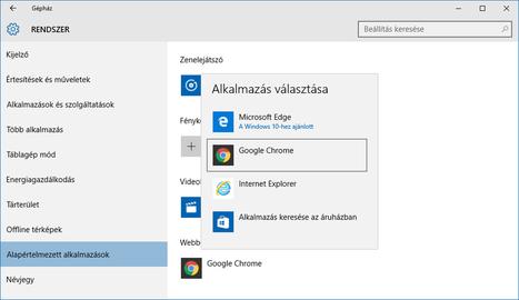 Tippek-trükkök: Téged is zavar, hogy a Windows 10 a Bingben keres? - Laptopszaki.hu | BassLine | Scoop.it