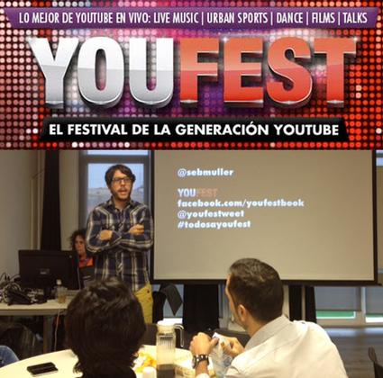 La curiosa historia de un hobby de frikys que acabó convirtiéndose en YouFest | Red Social Glocal | Scoop.it