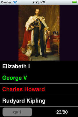 Name That Historical Figure - History Apps for kids - Fun Educational Apps for Kids | Edtech PK-12 | Scoop.it