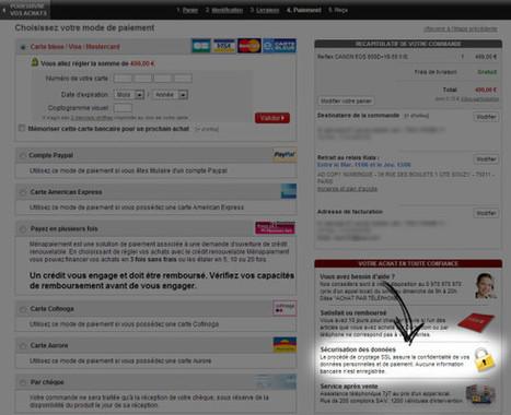 Comment améliorer la crédibilité de son site e-Commerce ? - Testapic   Agence Profileo : 100% e-commerce Prestashop   Scoop.it