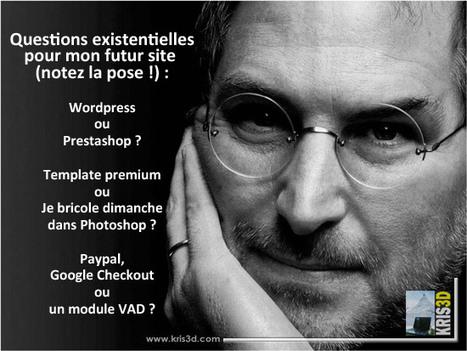 Une boutique en ligne, c'est avant tout … une boutique | WebZine E-Commerce &  E-Marketing - Alexandre Kuhn | Scoop.it