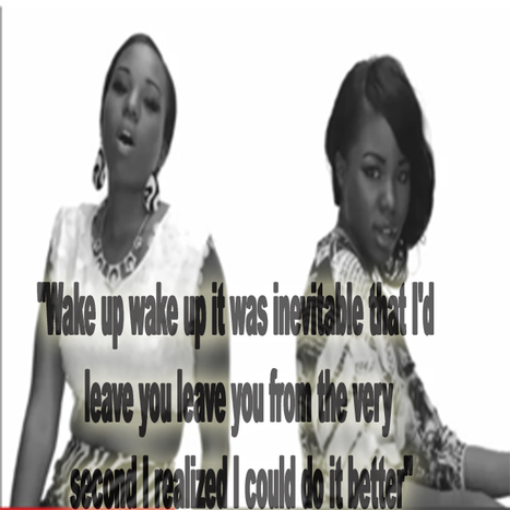 """VanJess......""""It was only a matter of time before they were going to explode out of Youtube.  These ladies are the truth""""   Redd #GetAtMe 