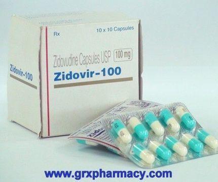 Zidovir (Zidovudine Capsules) | Grxpharmacy | Scoop.it