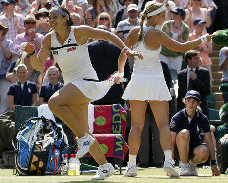Horrorshow Wimbledon final makes case for five sets | sports | Scoop.it