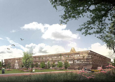 David Adjaye unveils Rwanda CANCER treatment centre design | The Architecture of the City | Scoop.it