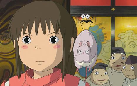 Opening of a Studio Ghibli Pop-Up Store in Paris | les expositions et musées | Scoop.it