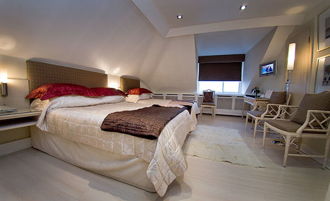 Variety of rooms, reasonable prices, quiet patio garden, unforgettable experience during your stay – Amsterdam Hotel London | hotels | Scoop.it