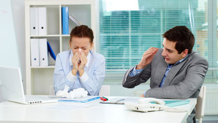 How to avoid the flu in your office | Mother Nature Network | CALS in the News | Scoop.it