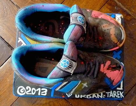 Men at work shoes | The art of Tarek | Scoop.it
