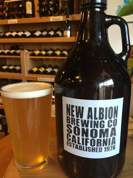 Why We're Still Talking About The New Albion Brewing Company 40 Years Later | Urban eating | Scoop.it