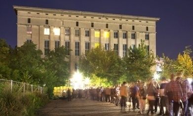 Berlin's Berghain celebrates 10 years – share your memories | histgeoblog | Scoop.it