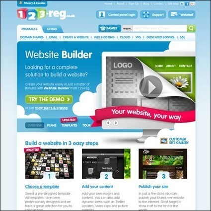 45+ Best Top Easy Free Website Builders | Bazaar | Scoop.it