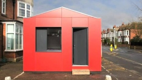 London's £30,000 house of the future? | Architecture and Architectural Jobs | Scoop.it