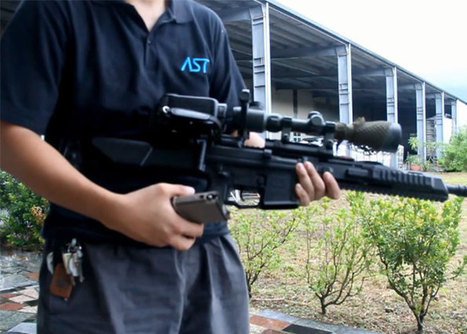 GHK G5 Carbine Kit Accuracy Test   Popular Airsoft   Airsoft Showoffs   Scoop.it