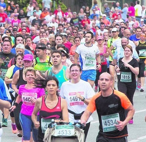 La fiesta del deporte popular - Las Provincias | Deporte | Scoop.it