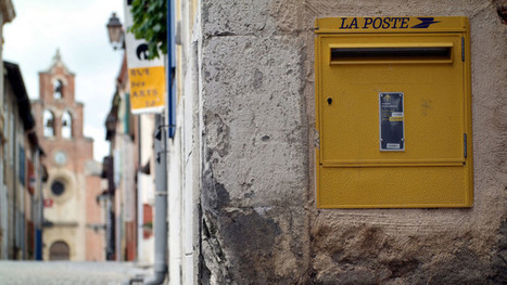 La Poste vous offrira du Wi-Fi si vous lui donnez votre e-mail | Libertés Numériques | Scoop.it