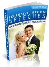 Wedding Speeches For All: Does it delivers what it claims? – Scot Wedgeworth | wedding speeches examples | Scoop.it