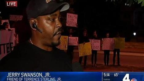 Family, Friends of Man Fatally Shot By Police Stage Protest   Criminal Justice in America   Scoop.it