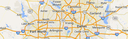 Areas In DFW That We Serve - HD Foundations, Inc. | Home Foundation Repair Arlington, Texas | Scoop.it