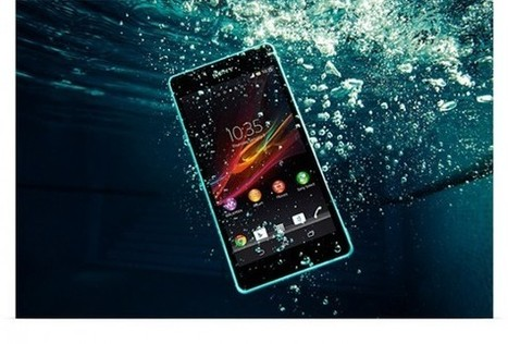 Xperia ZR - O novo smartphone à prova de água da Sony | Pplware | BTN | Scoop.it