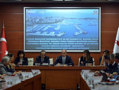 Türkiye'nin en büyük yat limanı Koç'un – emlaktayenihaber.com | Haberler | Scoop.it
