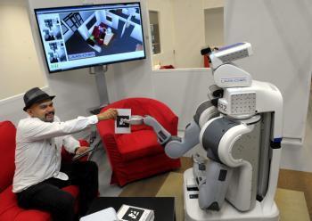 On en pince pour les robots domestiques | Adream | Scoop.it